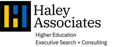 Haley Associates LLC - Higher Education Consulting & Executive Search